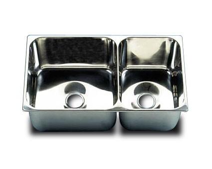 LV30322320,ステンレスシンク,ステンレスベイスン,ダブルシンク,2連シンク,2槽式流し,オーバルシンク,丸型シンク,シリンダーシンク,筒型シンク,手洗いボウル,流し