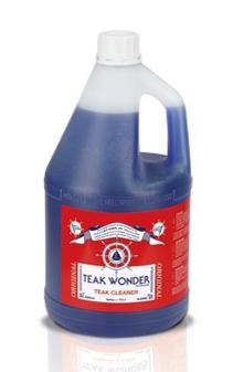 チークワンダー,チーク保護,チークオイル,チーククリーナー,チーク洗浄剤,クリーナー