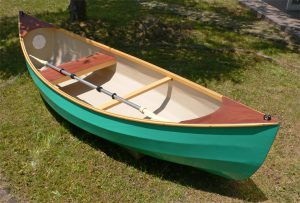WB-10,木製カヌー,木製カヤック,